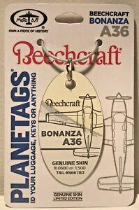 Beechcraft BONANZA A36 Bicolor Planetag