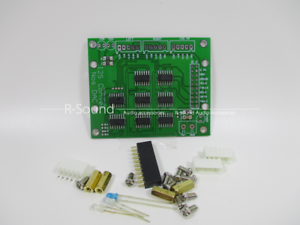 NOS DAC/I2S format NOS decoder shifter board I2S data conversion