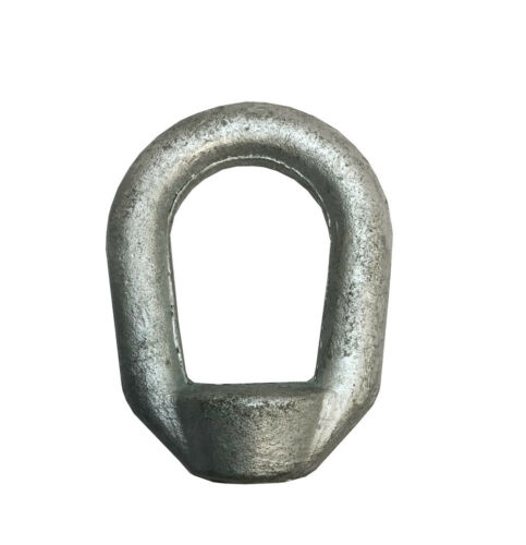"""Eye Nut 1//2/"""" Bail 5//8/"""" Tap Thread Drop Forged Carbon Steel Capacity 3,600Lbs"""