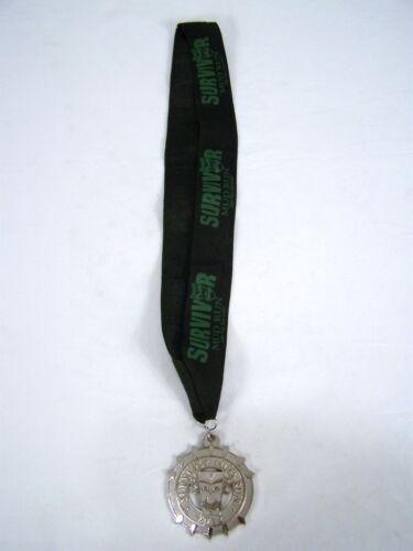 Überlebender Schutzblech Lauf Can You Survive 2012 Medaille mit Band Weitere Sportarten