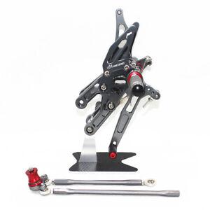 Full-Adjustable-Rearset-Rear-Sets-Foot-Pegs-HONDA-CBR-1000RR-2004-2005-2006-2007
