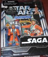 Hasbro Star Wars Luke Skywalker Saga Collection 33/4 Action Figure Yr2006