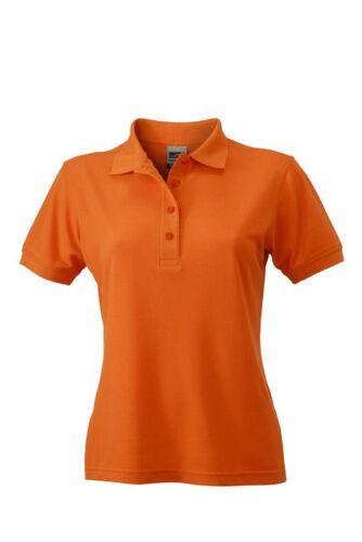 S James /& Nicholson Herren Kurzarm Polo Berufskleidung Worker T-Shirt Gr 4XL