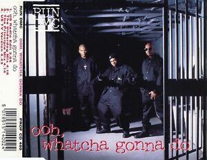 Run-DMC-Maxi-CD-Ooh-Whatcha-Gonna-Do-England-M-EX