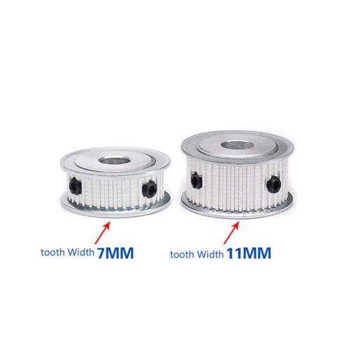 MXL 40T Timing Belt Pulley Gear Wheel Sprocket 5-15mm Bore For 6//10mm Width Belt
