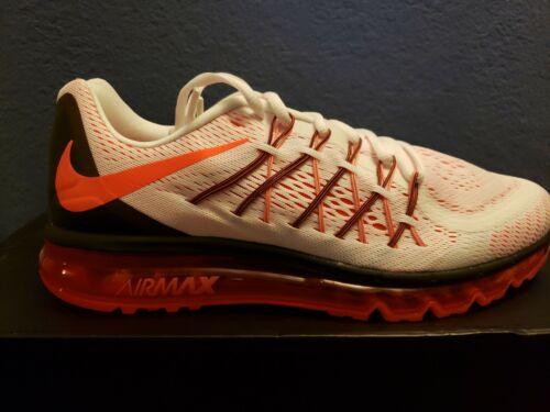 de Zapatillas carmes Max Air para hombre para Nike blanco deporte Nuevo correr dHU1H7