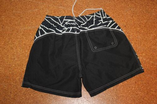 TRIUMPH Costume da uomo Sloggi Swim Black Cliff tg 5 Nero Boxer Con Motivo