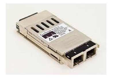 Cisco GBIC WS-G5483 Gigabit Converter 1000Base-T 1YrWty TaxInv