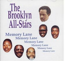 Brooklyn All-Stars Memory lane [CD]
