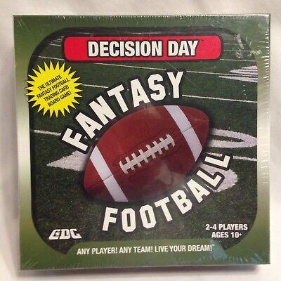 Decision Day Fantasy Football