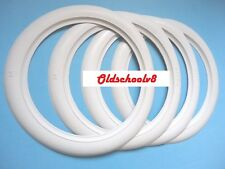 Atlas 14'' White Wall Port a wall Tire Insert trim Set.( Wordwide Free Shipping)