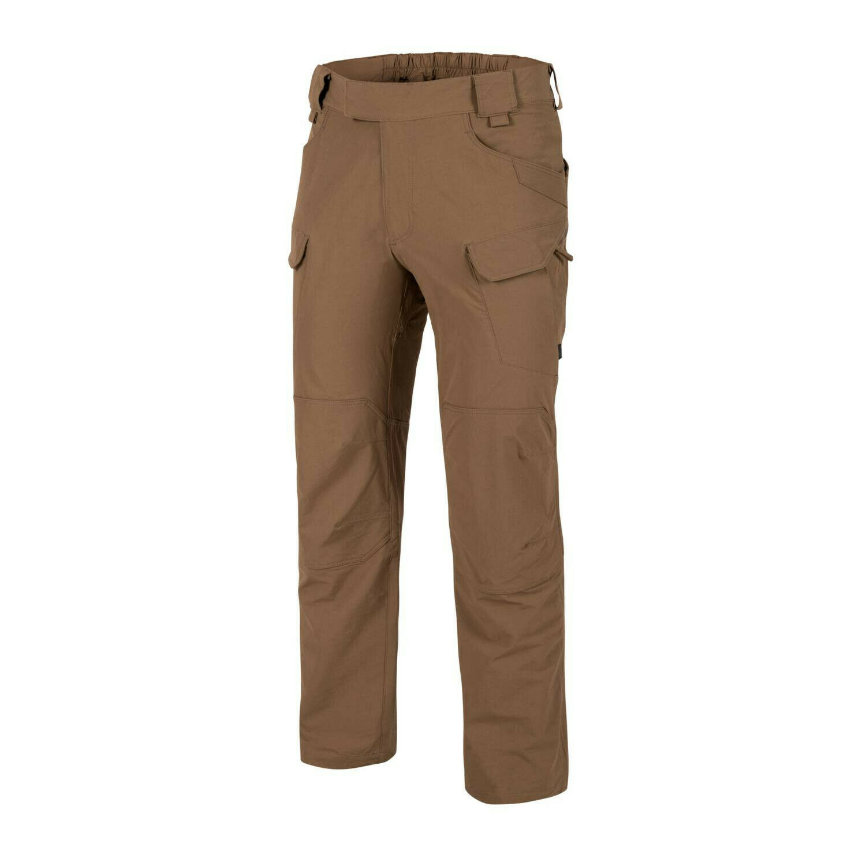 HelikonTEX OTP outdoor trekking tempo libero Pants Pantaloni Mud Marronee XLL XLARGE Long