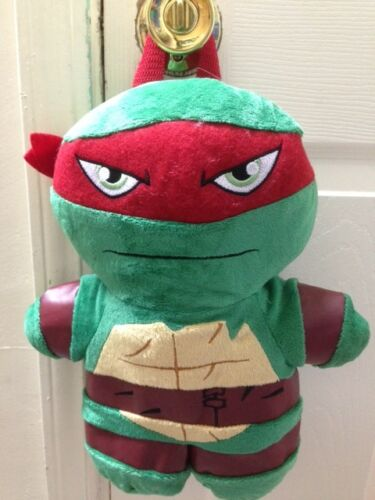 "Teenage Mutant Ninja Turtles 14/"" Plush Backpack Leonardo Your Choice Raphael"