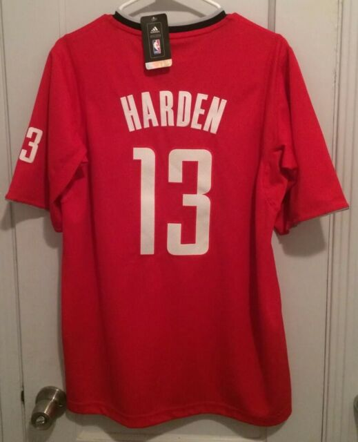 on sale 575d7 494a5 James Harden Houston Rockets NBA Christmas Day Jersey Men S Adidas #13 MVP  2013