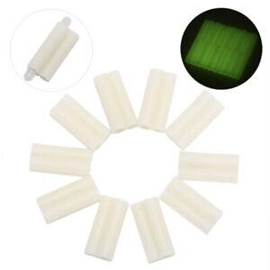 10xFishing-Glow-Stick-Clip-Used-On-Fishing-Rod-Feeder-Fluorescent-Light-Stick-ws