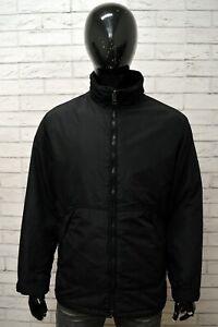 Giubbino-Giubbotto-GAS-Uomo-Taglia-M-Giacca-Jacket-Coat-Man-Cappotto-Nero-Black