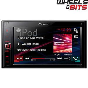 Pioneer-MVH-AV280BT-Double-Din-Mechless-Receiver-iPod-Bluetooth-USB-6-2-034-Screen