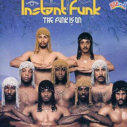 Instant Funk - Funk Is on [New CD]
