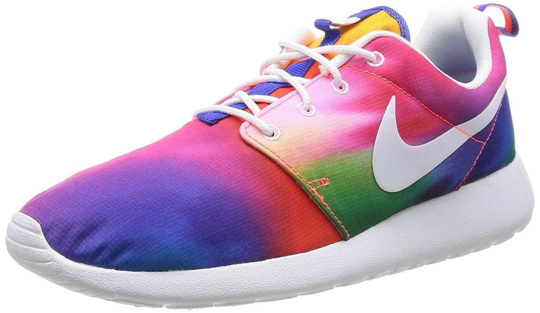 Nike Mens Rosherun Print Running shoes 655206-518