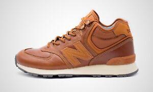 Details zu New Balance MH574OAD braun, Herren Sneaker, NEU im Karton