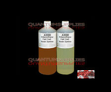 MOULDCRAFT A3000 500g  BROWN FAST CAST Polyurethane Liquid Plastic casting Resin