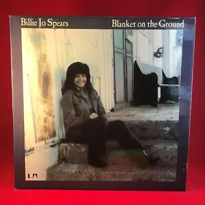 BILLIE-JO-SPEARS-Blanket-On-The-Ground-1975-UK-vinyl-LP-EXCELLENT-CONDITION-E