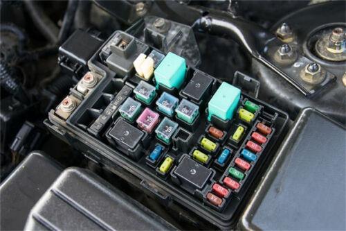 120 Pcs Mixed Color Small Size Car Off-Road Blade Fuse 5//7.5//10//15//20//25//30 AMP