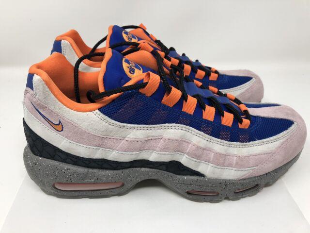 new arrival 69e5d f0c2b Nike Air Max 95 Mowabb ACG Men's Running Shoes Safety Orange Av7014-600  Size 10