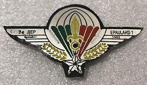 2e REP Legion Wing Epaulard 1 1982 Byrouth ( Local Made )