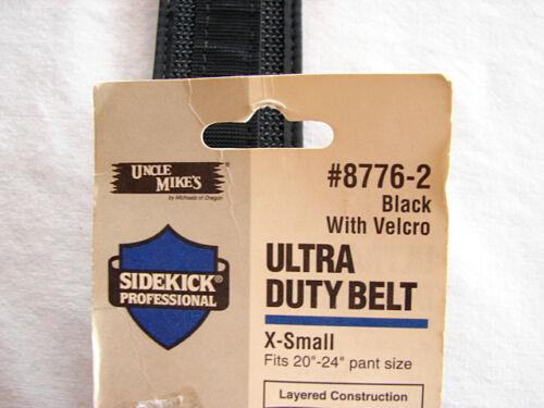 Uncle Mike's Ultra Duty Belt X-SM 8776-2