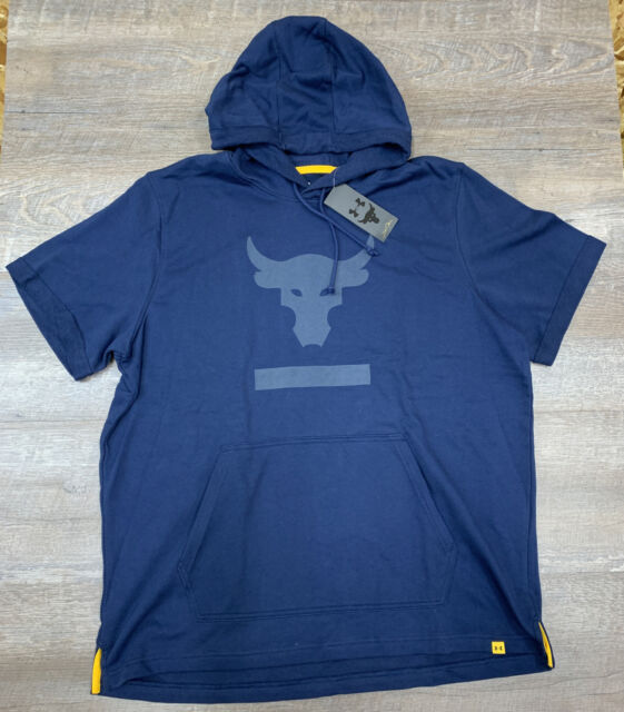 XL Under Armour Herren UA Hoody Project Rock Terry 1355633.001