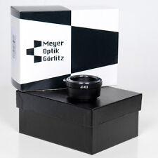 Meyer Optik Görlitz Adapter Nikon auf Sony Nex