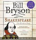 Shakespeare: The World as Stage by Bill Bryson (CD-Audio)