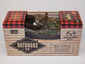 6276f09b06724 Details about New Men's L 9.5-10.5 Saddlebred Outdoors Realtree Camoflage  Slippers Insulated