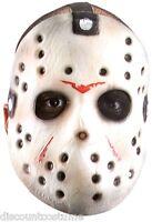 Official Friday The 13th Jason Eva Foam Hockey Mask