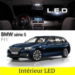 Kit-ampoules-a-LED-pour-l-039-eclairage-interieur-BMW-serie-5-F11-Touring-Break
