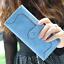 Long-Wallet-Faux-Suede-Woman-Lady-Purse-Female-Wallets-Card-Holder-Clutch thumbnail 16