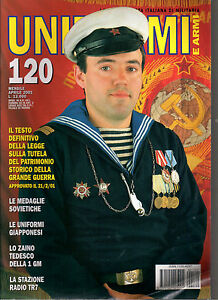 UNIFORMI-amp-ARMI-N-120-2001-LE-MEDAGLIE-SOVIETICHE-LE-UNIFORMI-GIAPPONESI