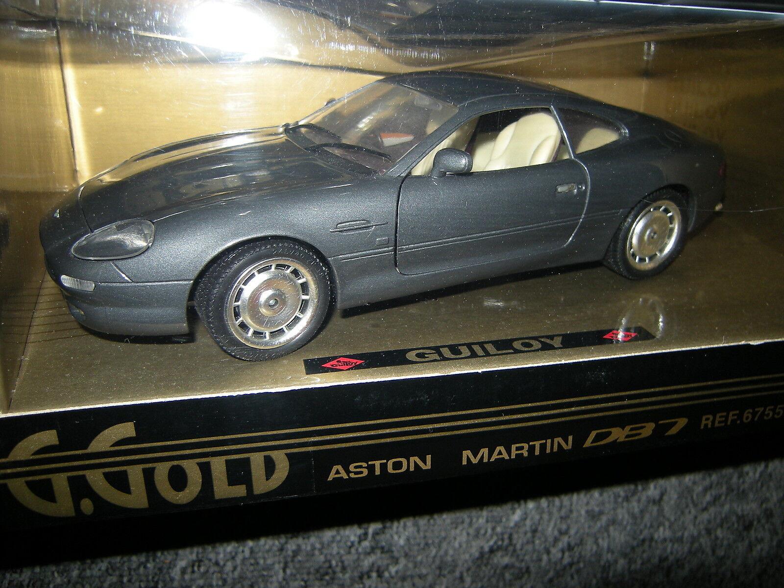 1 18 Guiloy Aston Martin DB7 grau grau Nr. 67550 in OVP  | München Online Shop