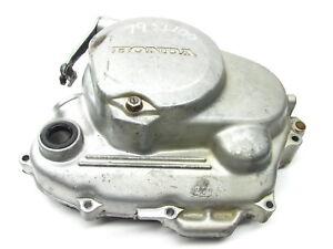 1979-HONDA-79-XL100-XL-100-XL100S-ENGINE-CRANKCASE-RIGHT-CLUTCH-COVER