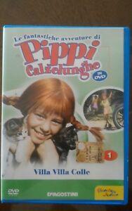 DVD PIPPICALZELUNGHE Villa VILLA Colle