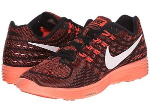 Women's Nike LunarTempo 2 Running Shoes 818098 600 Sizes 7.5-10 Bright Crimson/