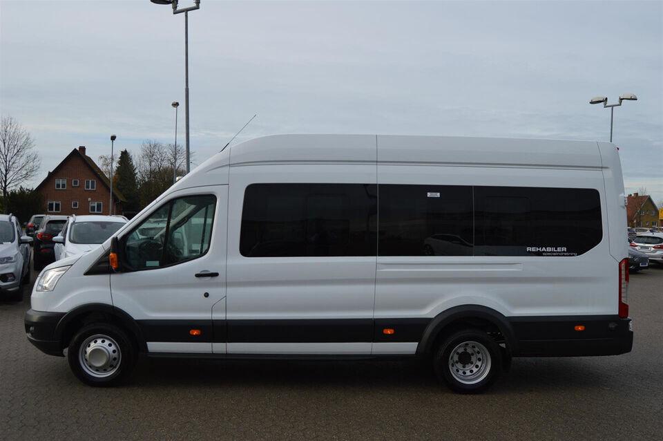 Ford Transit 460 L4 Kombi 2,2 TDCi 155 Trend H3, Diesel, årg.