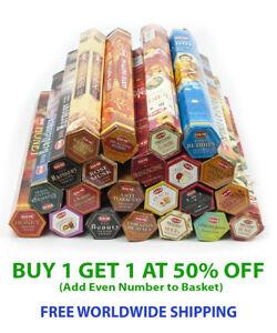 Hem-Genuine-Incense-Stick-Pack-of-20-Sticks-You-pick-the-Fragrance-Indian