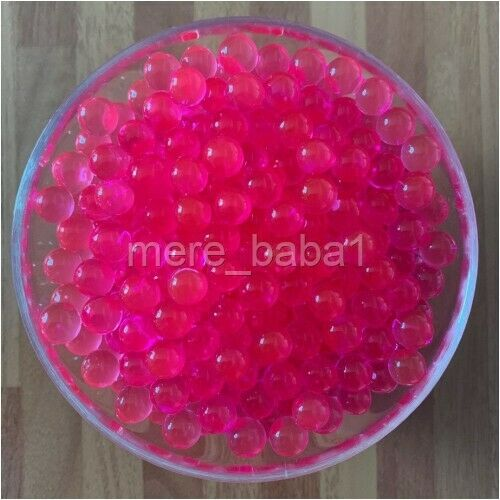 6 color 10000 Orbeez Water Expanding Balls Magic Beads Aqua Refill Spa UK Seller