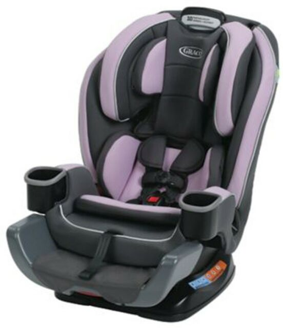 Graco Nautilus 3 In 1 Car Seat With Safety Surround >> Graco Baby Extend2fit 3 In 1 Convertible Car Seat Booster Child Safety Janey New