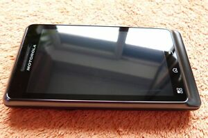 Motorola-Milestone-2-NEU-UNBENUTZT-I-8GB-Android-HSDPA-WLAN-I-new-never-used