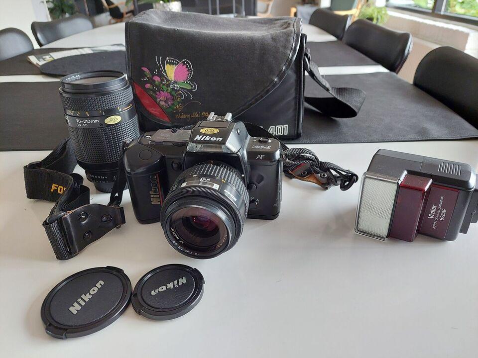 Spejlreflex, Nikon, F-401
