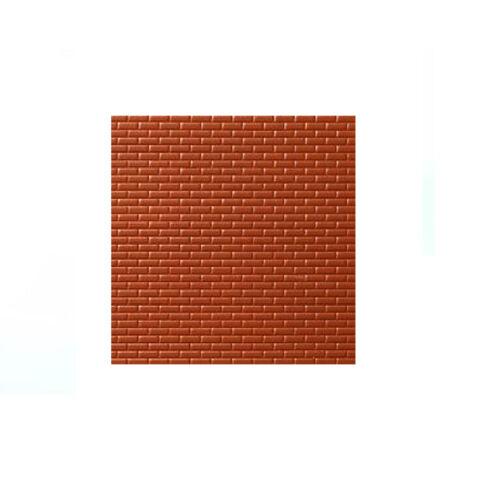 ACCESSORI NOCH FOGLIO FLESSIBILE FLEX 30X17,5 cm MURO 1:100 MODELLISMO 55005