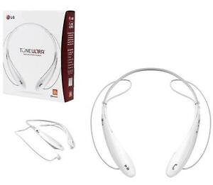 cc7402fd444 OEM LG Tone Ultra HBS-800 HBS800 Wireless Bluetooth Stereo Headset ...